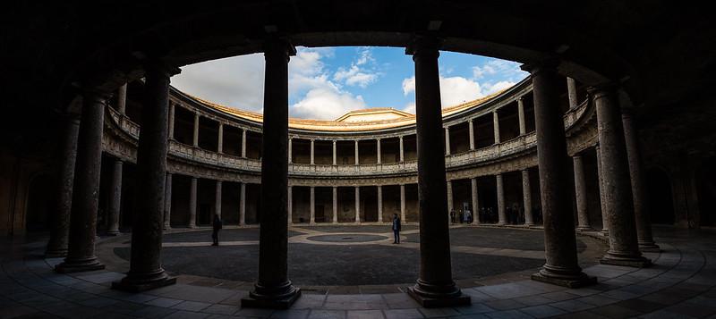 Palacio de Carlos V, La Alhambra
