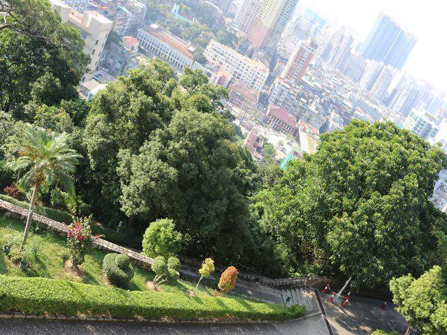 fortareaza guia 6 obiective turistice macao