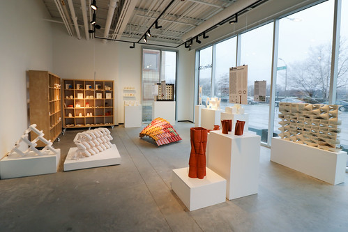 Gallery 224 | Exhibition: Material Practice as Research: Digital Design and Fabrication