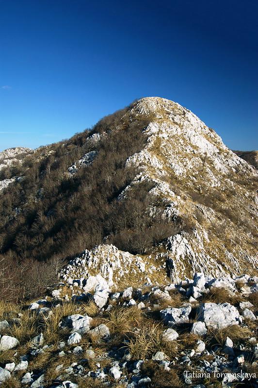 Вершина Радоштак