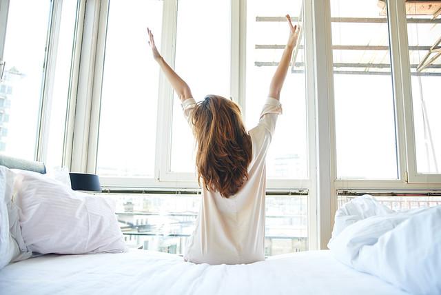 7 tips para levantarte temprano