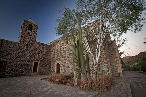 Vive la Ruta de las Misiones en Baja California Sur