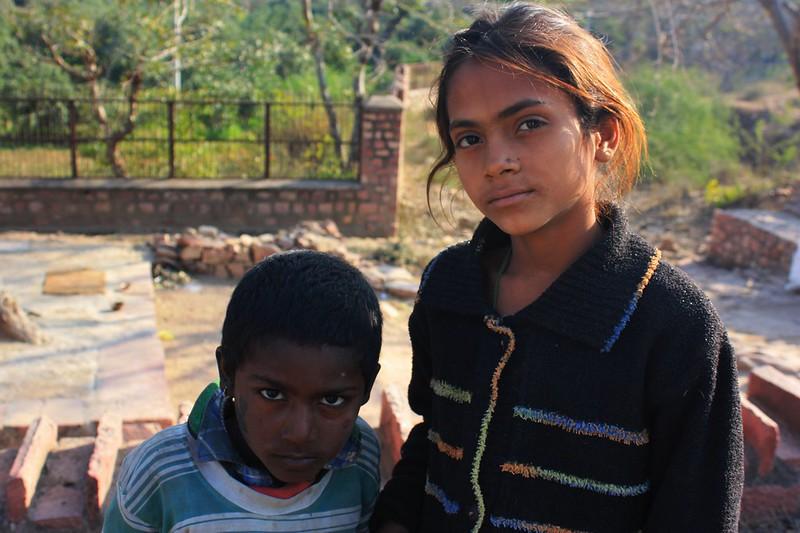 Индия дети