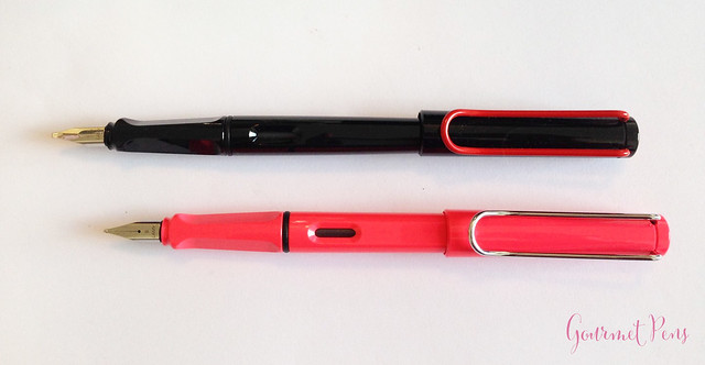 Review Lamy Joy Calligraphy Set @BureauDirect @Lamy (7)