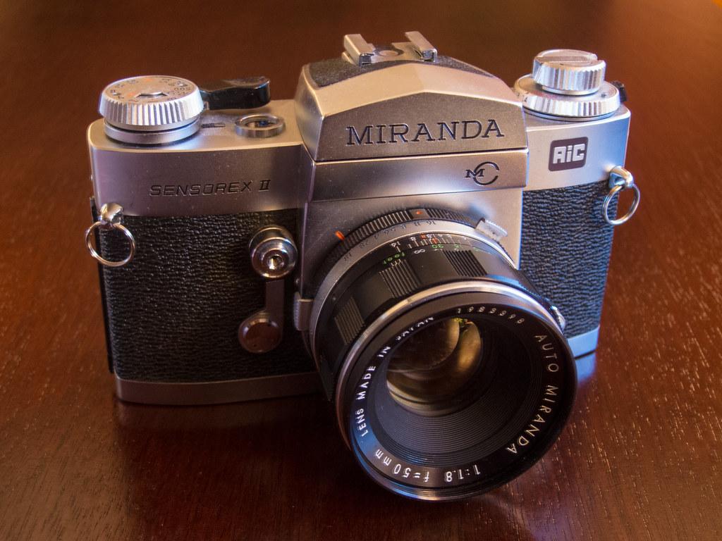 Miranda Sensorex II