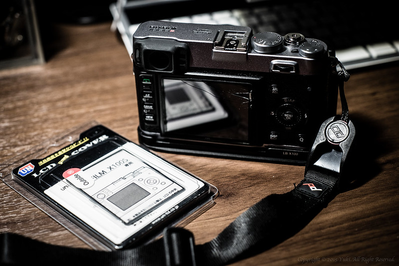 X100s Screen Protector