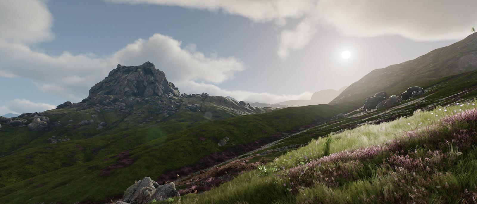 "Unreal Engine 4 ""A Boy and His Kite"" Tech Demo | guru3D Forums"