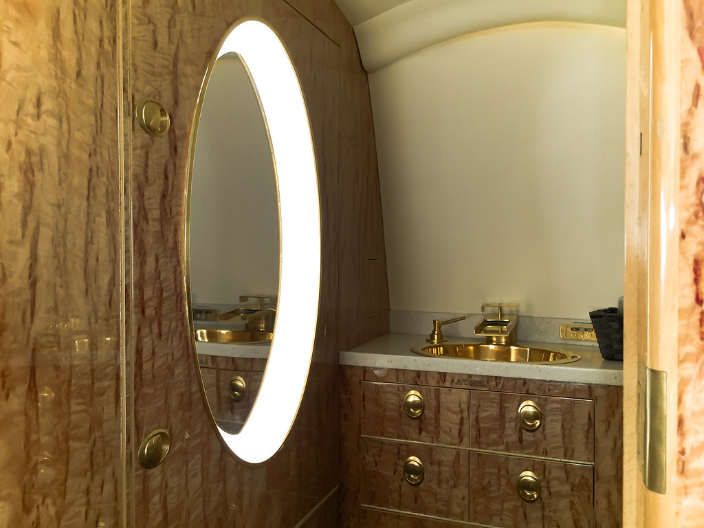 The Bathroom of the Jet