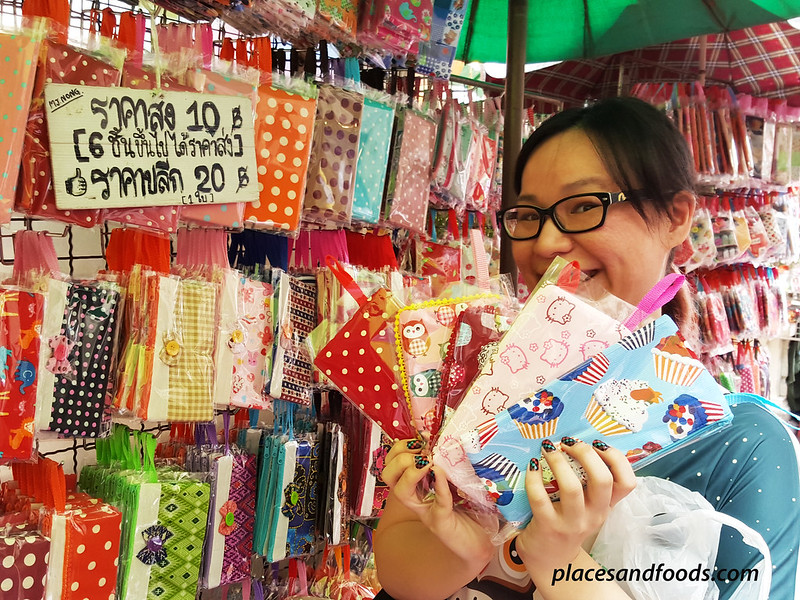 chinatown sam peng wholesale market pencil bags