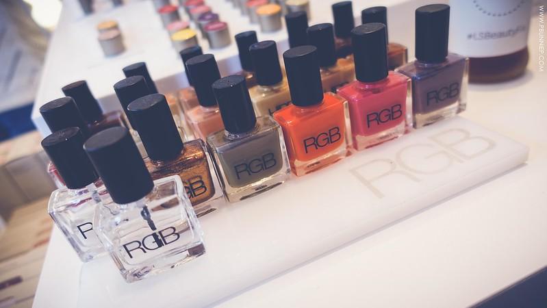 Lynnstevens RGB nail polish