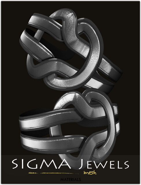 SIGMA Jewels/ Knot armband