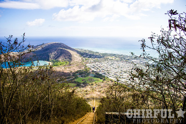 Koko Crater Railroad Trail