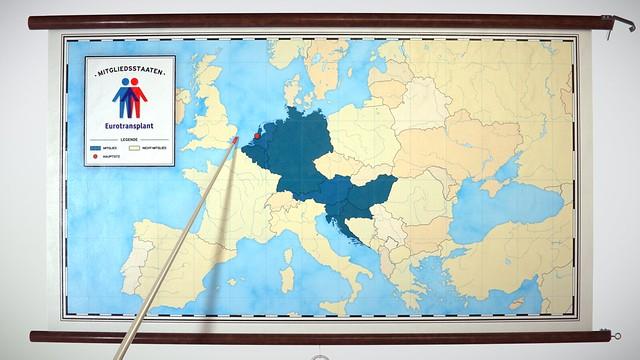 Eurotransplant Members