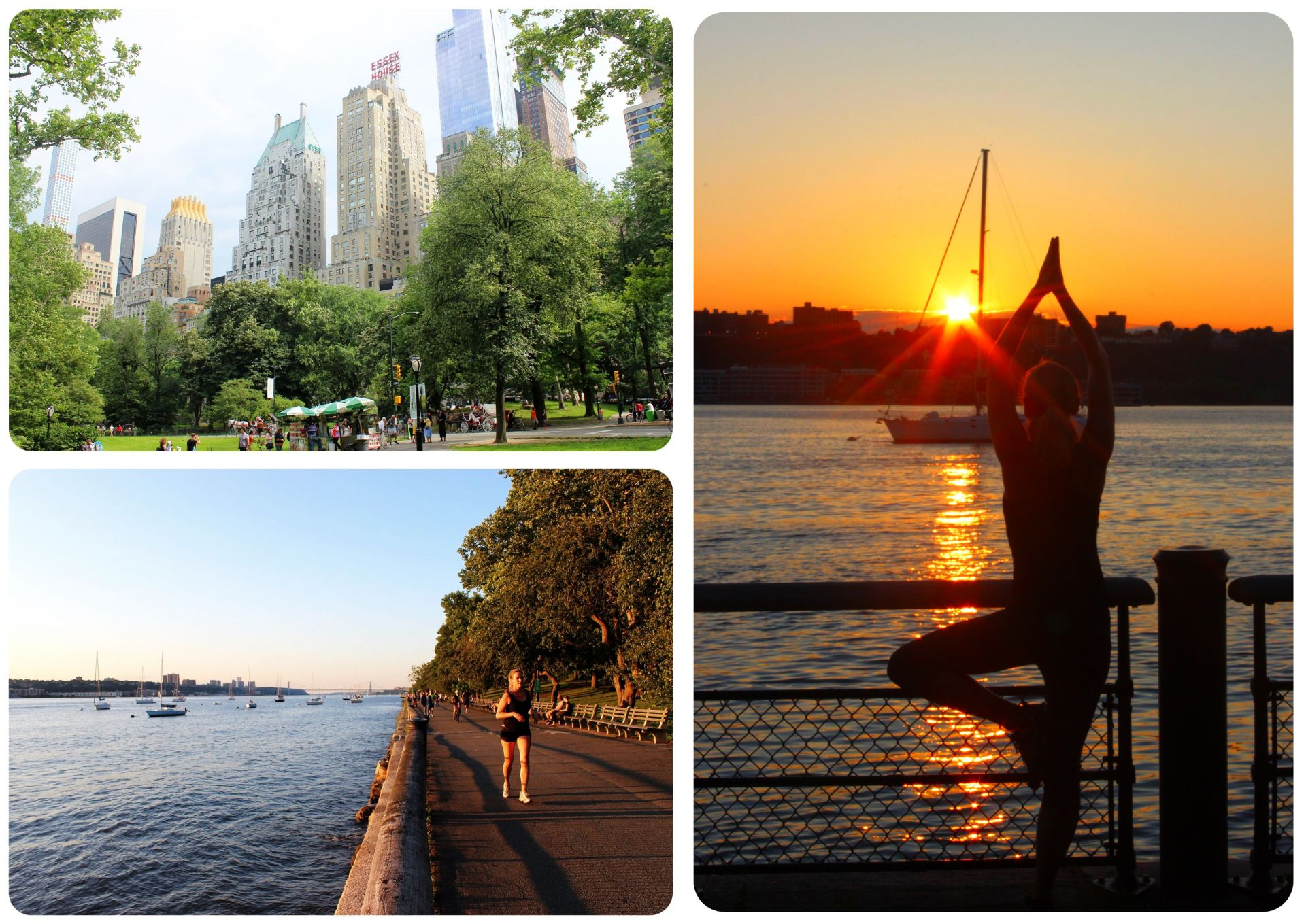 New York Running Routes