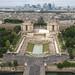 Palais de Chaillot from Eiffel Tower