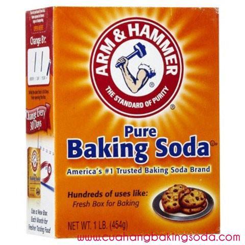 Mua baking soda