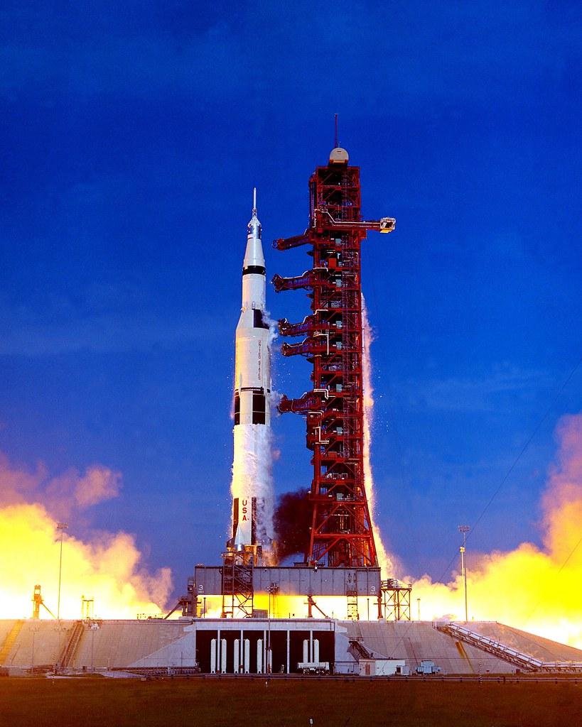 apollo missions launch site - photo #22