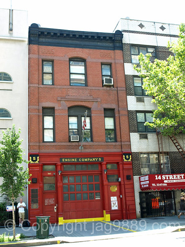 Fdny firehouse engine 5 stuyvesant town new york city for Stuyvesant town new york