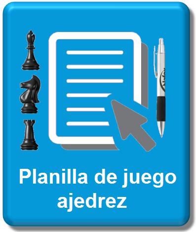 icono planilla ajedrez