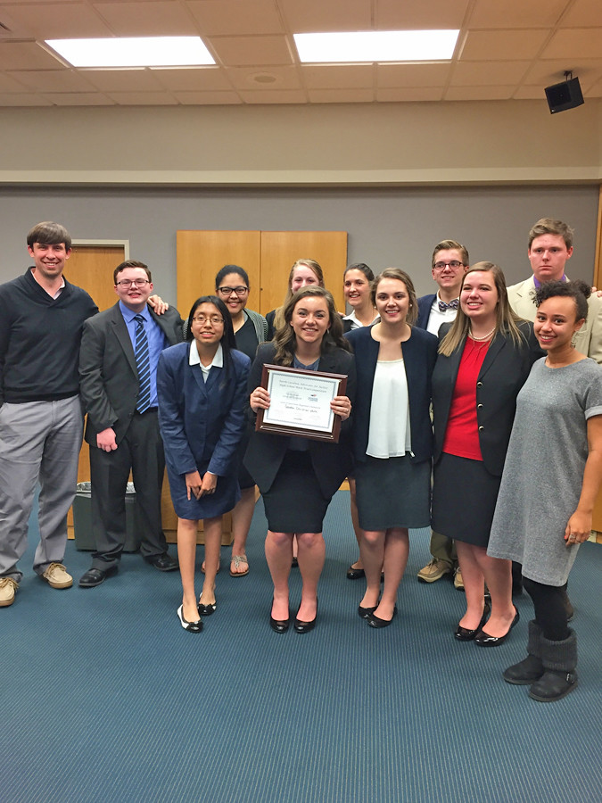 GCS Mock Trial Regionals
