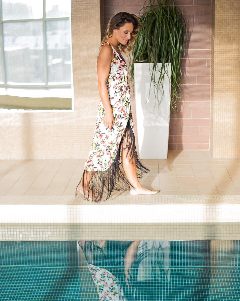 boho piscine