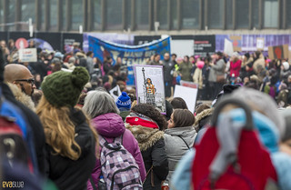 manif des femmes women's march montreal 59 | by Eva Blue