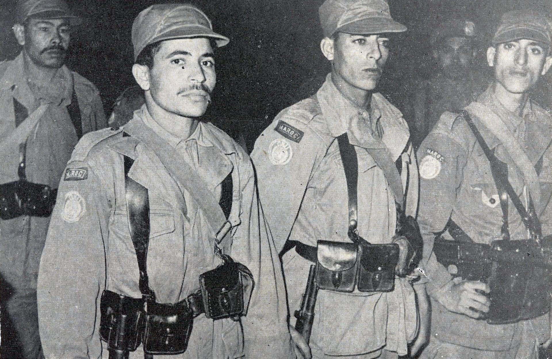 Les Forces Armées Royales au Congo - ONUC - 1960/61 32196315052_68309c1991_o