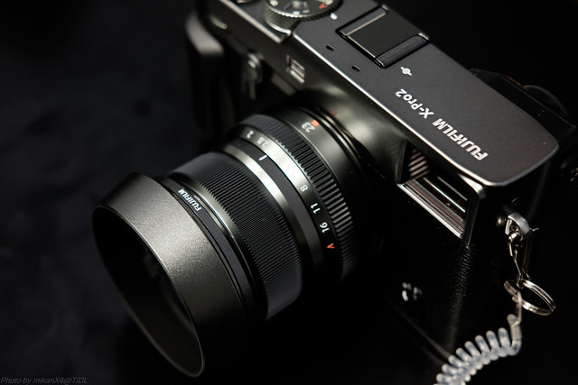 X-Pro2 Graphite(with XF23mm F2R Graphite)