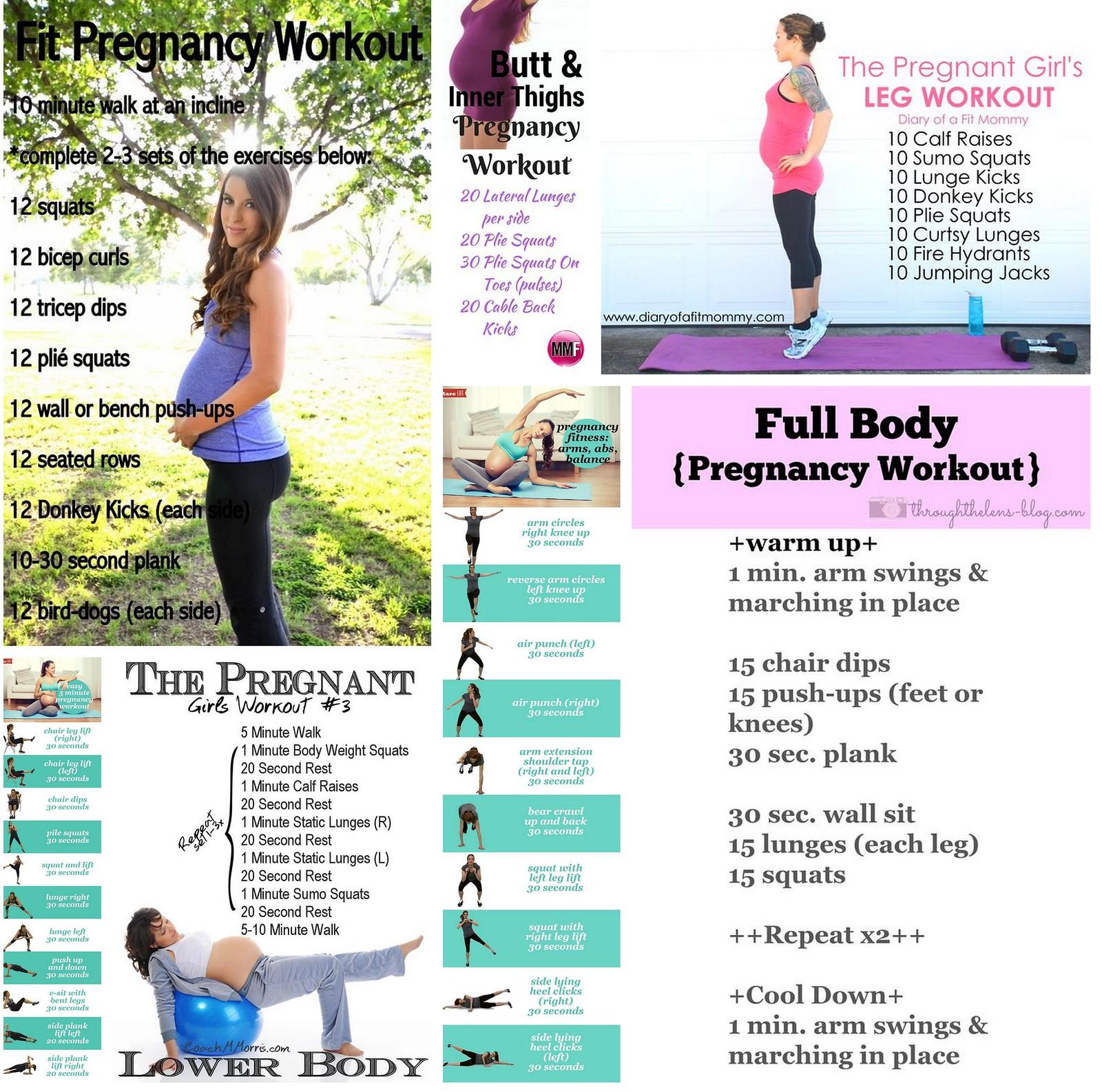 raskausajanliikunta