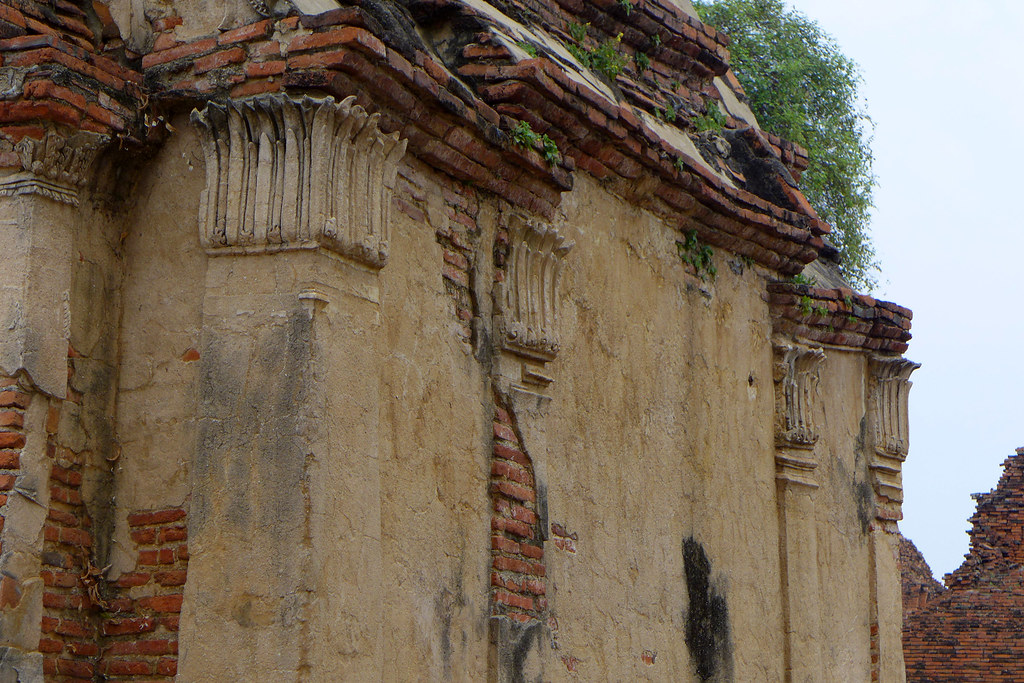 Thaïlande - Ayutthaya - 044 - Wat Maha That