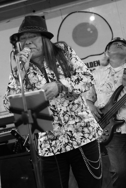 MARKEY'S BLUES PROJECT live at Golden Egg, Tokyo, 28 Jan 2017 -00020
