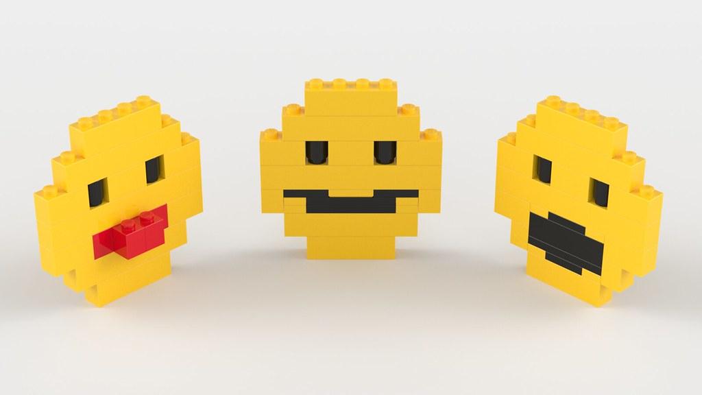 lego brick emoji