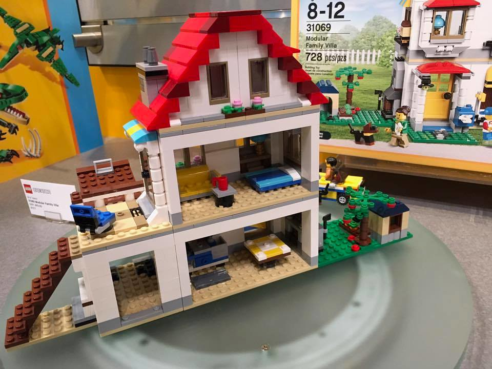 Brickfinder Lego Creator 2017 Round Up