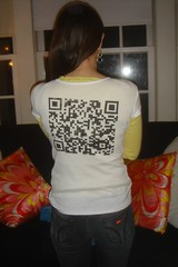 Ann's Back - QR Shirt 2 | by staticrooster