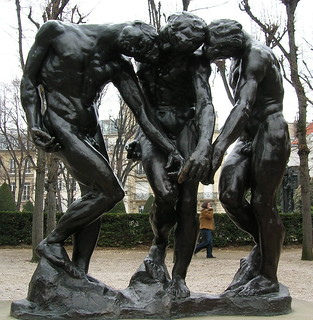 Rodin's Trois Ombres | by Tonus Peregrinus