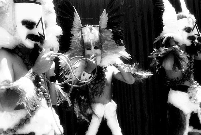 Carnival, Oruro, Bolivia, 1994   by Marcelo  Montecino
