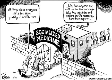a report on socialized medicine Home budgets/taxes obamacare, europe and the sophistries of socialized medicine obamacare, europe and the sophistries of socialized medicine reports that more.