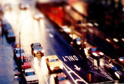 Fake Tilt Shift Attempt 1 | by S.D.