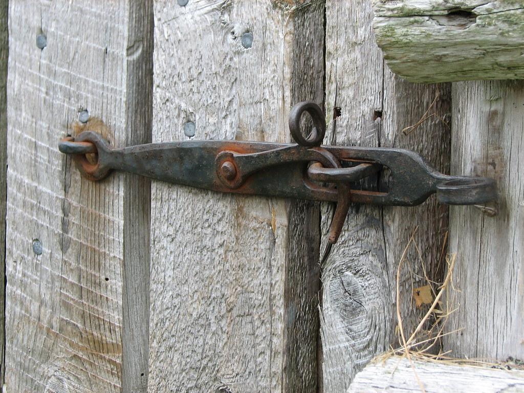 Farm Amp Ranch Gate Latch : Farm corral gate latch at nova scotia