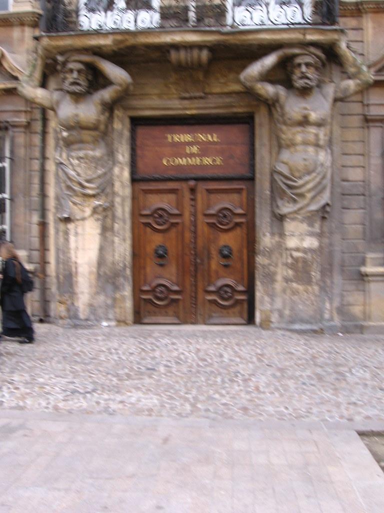 Aix en provence 028 tribunal de commerce d 39 aix en - Tribunal de commerce salon de provence ...
