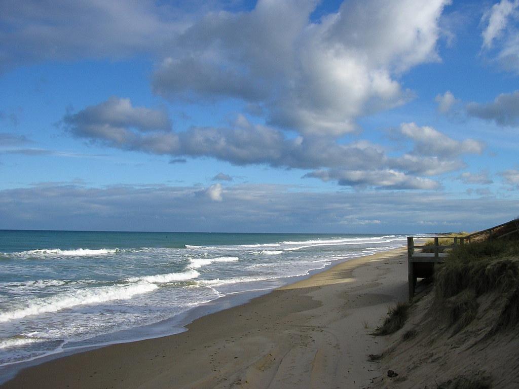 Ninety Mile Beach Cape Reinga North Island