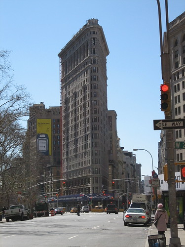 The Flatiron Building | by Martin Haesemeyer