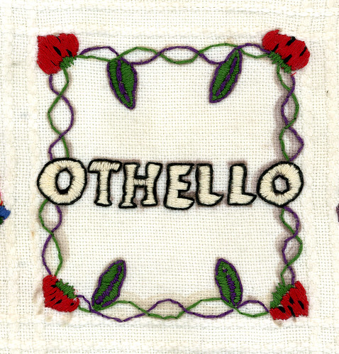 the handkerchief in othello Shakespeare's tragedy othello, from your trusted shakespeare source.