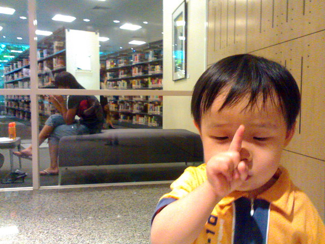 Shhh! - Grandpa, Grandma, Mommy, Papa and Isaac went to ...