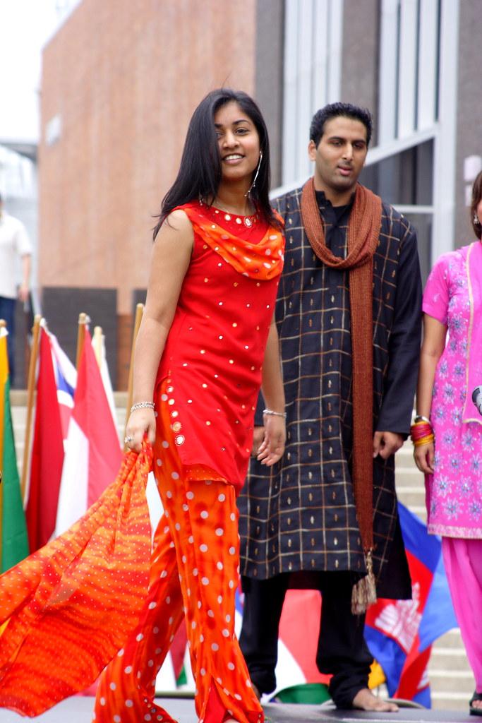 Indian Fashion Fashion Show International Fiesta Mississ Flickr