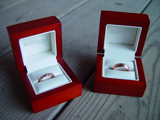 Wedding Rings, Ours | by Fuzzy Gerdes