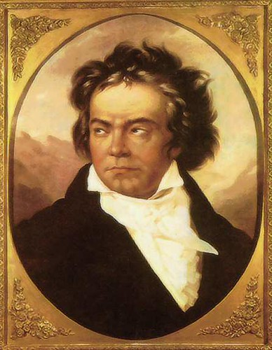 Beethoven, high on 60-bean coffee at age 48 (1818) | by guano