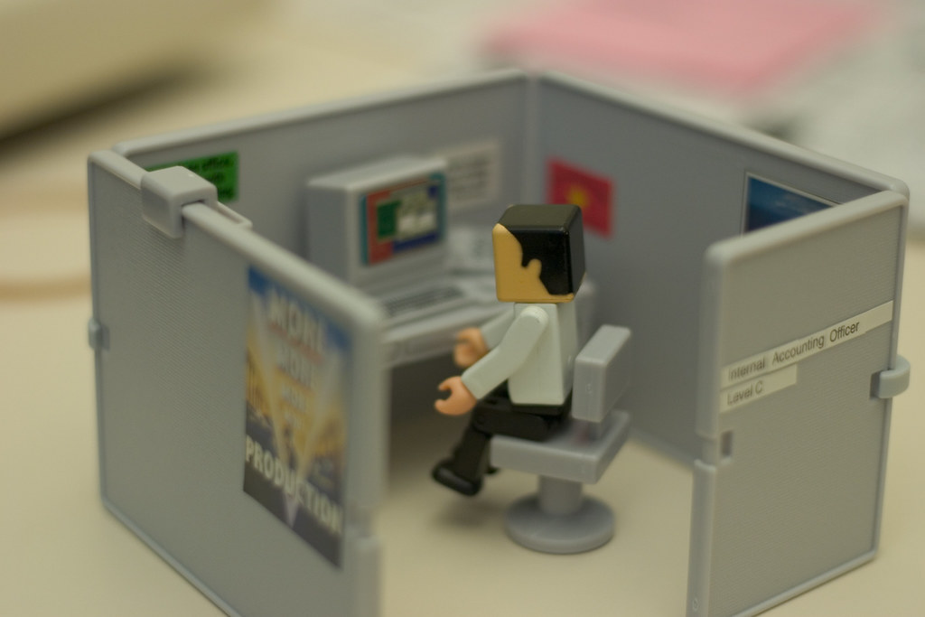 toy office. Office Toy | By Chris Blakeley G