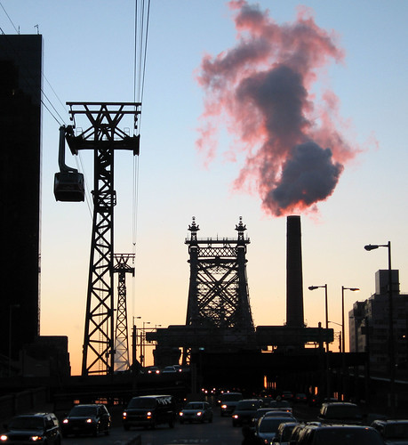 NYC Transit Strike Day 2--Queensboro Bridge at Dawn | by NYC Comets