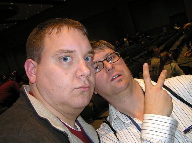 LOGOS5 - Day 3   Stevan & Mike Hofer   Stevan Sheets   Flickr